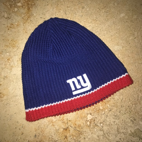 NFL New York Giants Beanie. M 5ab7e98684b5ce256f789489 a94944b97